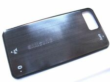 Samsung Omnia SGH-i900 Battery Cover Door Black Quad Band Bar Phone Back OEM