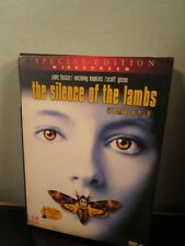 the silence of the lambs Chinese dvd rare