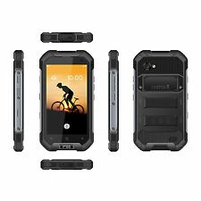 "Unlocked IP68 Fonerange Rugged 4G Smartphone Dual SIM 4.7"" IPS Quad Core Android"