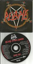 SOILENT GREEN Nebula AMPORPHIS Nile Dillinger Escape plan PROMO CD SLAYER ART