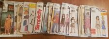 Lot of 15 Kids Childrens  Clothing Sewing Patterns - Simplicity McCalls