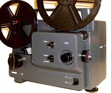 Super8 und Normal8 Filmprojektor Bauer T 21 Multi Format S8 und N8