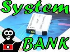 Batteria POTENZIATA EN-EL12 NIKON Coolpix S630 S640 S710 S1000pj S1100pj S1200pj