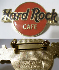 Hard Rock Cafe ® Classic Logo Gift Creations Pin - New Unused Scarce!