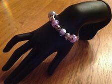 Rhona Sutton. Silver. Charm bracelet. Love. Key to my heart. Love. ❤️