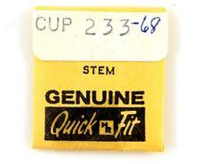 NEW OLD STOCK CUPILLARD 233-68 WINDING STEM WATCH PART #401