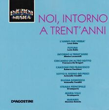 CD EMOZIONI IN MUSICA (De Agostini  IT 959/60) - NOI, INTORNO A TRENT'ANNI