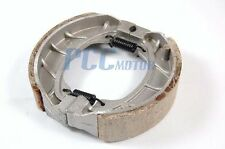 105mm REAR DRUM BRAKE PADS SHOES 50cc 110cc 125cc 150cc GY6 MOPED Scooter H BP08