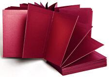 Leporellos 13x18 III-rojo/Metallic 20 páginas