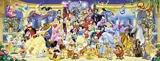 NEW! Ravensburger Disney Group Photo 1000 piece panoramic jigsaw puzzle 15109