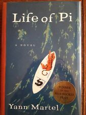 Life Of Pi By Yann Martel, 2001 1st US Edition Later Printing