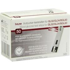 BEURER GL32/GL34/BGL60 Blutzucker-Teststreifen 50 St