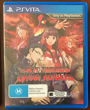 Tokyo Twilight Ghost Hunters PS Vita Game Brand New