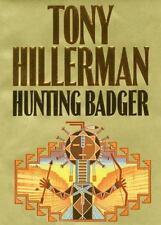 Joe Leaphorn and Jim Chee Novel: Hunting Badger Tony Hillerman (1999, Hardcover)
