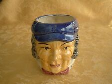 """Vintage Character Toby Mug ~ Hand Painted Made in Japan 4"""" Tall"""