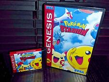 Pokemon Stadium for Sega Genesis! Cart and Box