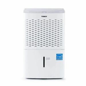 TOSOT 50 Pint Dehumidifier for Midsize Rooms up to 3000 Square Feet - for Baseme