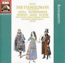 KIENZL : DER EVANGELIMANN - GROSSER QUERSCHNITT / CD - TOP-ZUSTAND