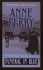 Funeral in Blue Anne Perry Mass Market Paperback