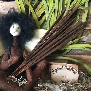25 Count Hand Dipped Incense Sticks You Pick Fragrance Buy 4 Get 5th Free