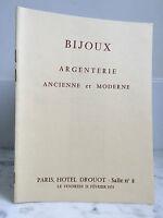 Catalogue Di Vendita Gioielli Argenteria Vintage E Moderno 28 Febbraio 1975