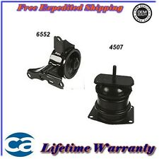 Motor Mount Set For: 98/02 Accord 3.0L