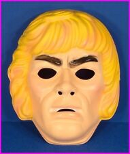 * HE-MAN Costume Mask MOTU Masters of the Universe Ben Cooper 1980 HEMAN NEW *