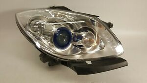 2008-2012 BUICK ENCLAVE HEADLIGHT PASSENGER RIGHT HID XENON LENS NON-AFS OEM