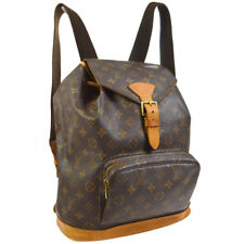 LOUIS VUITTON MONTSOURIS GM BACKPACK PURSE MONOGRAM M51135 to 30769