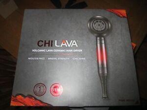 CHI Lava Volcanic Ceramic Hair Dryer - NEW / SEALED IN BOX $250