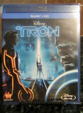 Tron: Legacy (Blu-ray/DVD, 2011, 2-Disc Set)  NEW/SEALED    FREE SHIP