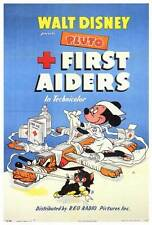 FIRST AIDERS Movie POSTER 27x40 Pluto