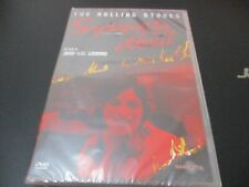 "DVD NEUF ""THE ROLLING STONES : SYMPATHY FOR THE DEVIL"" de Jean-Luc GODARD"