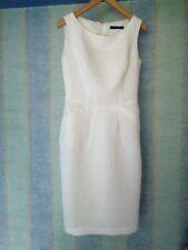 Gorgeous white Linen Dress Size 8