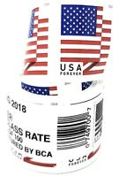 US Forever Postage Stamps 2018,100 count Roll FREE SHIPPING  ($55 Value)
