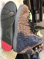 Nike Lebron XI NSW Lifestyle Leopard Athletic Shoes Men's Size 13 NOS 616766-301