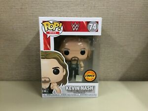 Funko Pop! WWE: WWE - Kevin Nash NWO Limited Edition Chase #74 New In Box