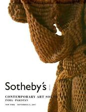 Sotheby's ///  India Pakistan South Asia Art Post Auction Catalog 2007