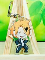 BANDAI My Hero Academia Kaminari denki 5cm key chain key ring Shonen Jump 52