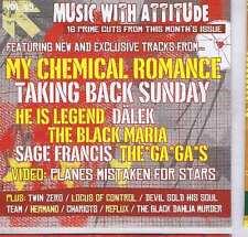 MY CHEMICAL ROMANCE / TAKING BACK SUNDAY / DALEK +  ROCK SOUND CD Vol. 69
