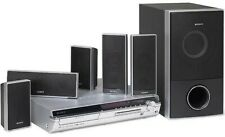 Sony Dav Hdx265 5 Disc Dvd Home Theater Surround Sound System Remote 6 Speakers