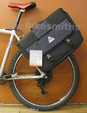 Axiom Journey Series Rackbook Pro Large Bike Pannier 1070ci/17.5L w/ Rain Cover