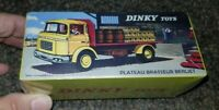 ATLAS DINKY TOYS 588 DIECAST Plateau Brasseur Berliet Truck Lorry BOXED sealed