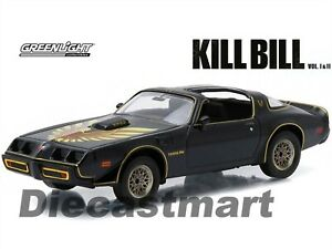 1979 Pontiac Firebird Trans Am Matar Billete Volumen 2 (2004) 1:43 Greenlight