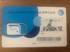 AT&T Prepaid SIM card-Unlimited 10 days plan