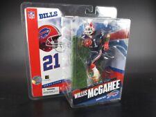 Willis Mcgahee Buffalo Bills Mcfarlane Football Figure Nfl Ser 11