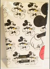 Vintage 1988 Disney Mickey Mouse Party Table Cover By Contempo Birthday Picnic