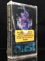 Circle Of Dust S/T Cassette R.E.X. 90s Industrial HTF Christian Rock OOP Sealed