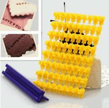 Alphabet Letter Number Biscuit Cookie Cutter Press Stamp Embosser DIY Cake Mould