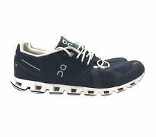 ON Running Men's Cloud Running Shoes Blue White US Size 12